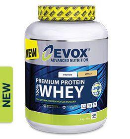 Premium Protein 100% Whey Vanilla - 900grams
