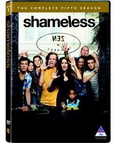 Shameless Season 5 (USA) (DVD)