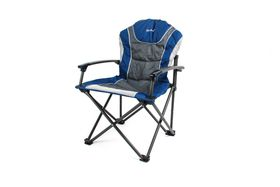 Kaufmann - Outdoor King Sport Chair - Blue & Grey