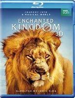Enchanted Kingdom 3d - (Region A Import Blu-ray Disc)