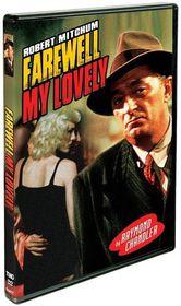 Farewell My Lovely - (Region 1 Import DVD)