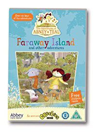 The Adventures of Abney and Teal: Faraway Island and Other (DVD)