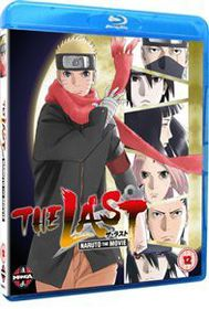 Last Naruto the Movie (Import Blu-ray)