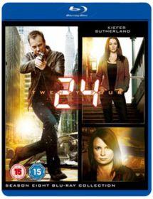 24: Season 8 - The Final Season (Blu-Ray)