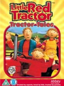 Little Red Tractor - Down On The Farm (DVD)