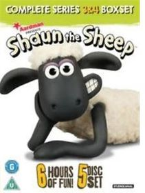 Shaun the Sheep: Complete Series 3 and 4