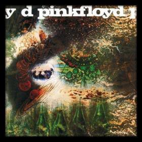 Pink Floyd - A Saucerful of Secrets Framed Album Cover Print