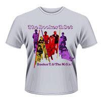 Concord Jazz Booker T and The M.G.'s Mens T-Shirt Grey (Size: XL)