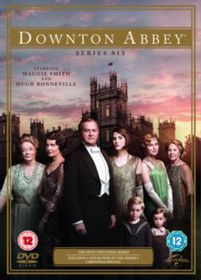 Downton Abbey: Series 6 (DVD)