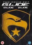 G.I. Joe: The Rise of Cobra/G.I. Joe: Retaliation (DVD)