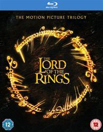 Lord of the Rings Trilogy (Import Blu-ray)