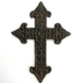 Pamper Hamper - Cast Iron Cross - 4 Points