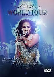 Jennifer Lopez: Dance Again (DVD)