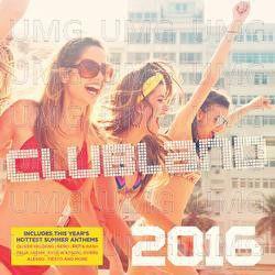 Clubland 2016 (CD)