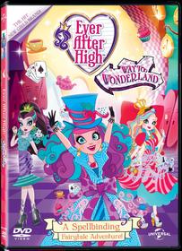 Ever After High: Way Too Wonderland (DVD)
