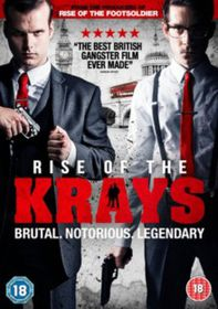 The Rise and Fall of the Krays (DVD)