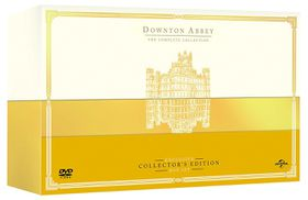 Downton Abbey: The Complete Collection (DVD)