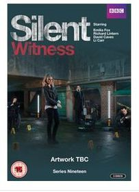 Silent Witness: Series 19 (DVD)