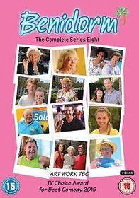 Benidorm: Series 8 (DVD)