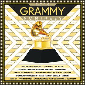 2016 Grammy Nominees (CD)