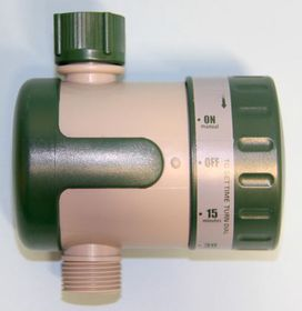 Orbit - Water Controller Tap Mechanical - Grey