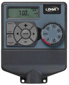 Orbit - Water Controller Indoor 6 Station - Grey