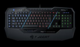 Roccat Keyboard Isku FX Multicolour (PC)