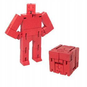 Areaware - Red Micro Cubebot