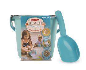 Melissa & Doug Beach Memories Sand-Casting Kit