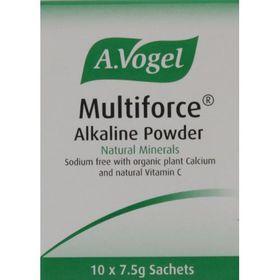 A.Vogel Multiforce Alkaline Powder (Sachets) - 10's