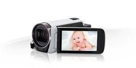 Canon Legria HF-R706 Full HD Video Camera White