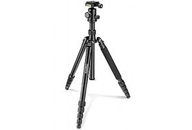 PrimaPhoto PHTRBBK Photo Travel Tripod Kit Big Black