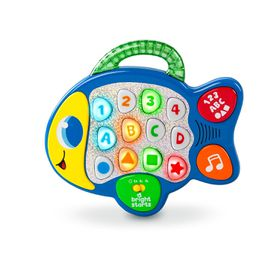 Bright Starts - Lights Baby Learn & Giggle Fish