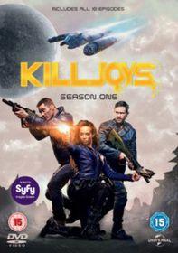 Killjoys: Season 1 (DVD)