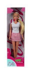 Steffi Love Urban Fashion Pink Stripe