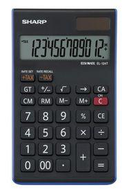Sharp EL-124T Desk Calculator