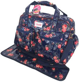 Notting Hill Two Pocket Nappy Bag - Floral