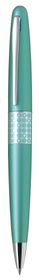 Pilot MR Ballpoint Pen - Turquoise Dots Barrel