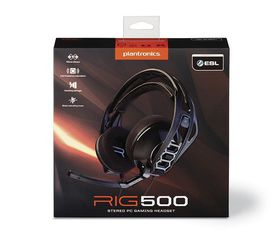 Plantronics Rig 500 Gaming Headset (PC)