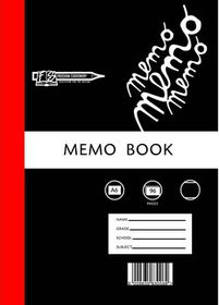 Freedom Stationery 96 Page A6 Memo Book (10 Pack)