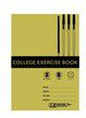 Freedom Stationery 72 Page A4 17mm College Exercise Book (20 Pack)