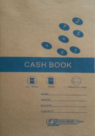 Freedom Stationery 72 Page A4 Cash Book (20 Pack)