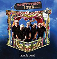 Monty Python: Live (Mostly) - One Down, Five to Go (Blu-Ray)