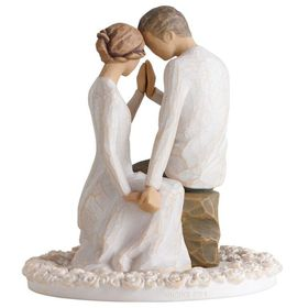 Willow Tree - Cake Topper Around You