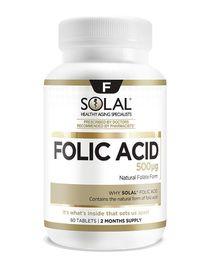 Solal Folic Acid 500mcg