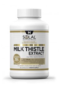 Solal Milk Thistle Extract - 90s