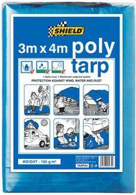 Shield - Poly Tarp 3 X 4 Meter