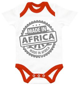 "The Funky Shop - ""Made in Africa"" Baby Grower"