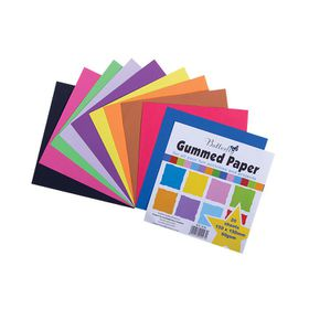 Butterfly Gummed Paper 20 Sheets