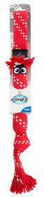 Rogz - Scrubz Large 54cm Oral Care Dog Toy - Red